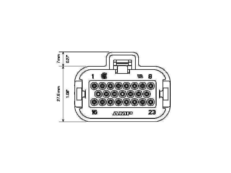 m640 connector set