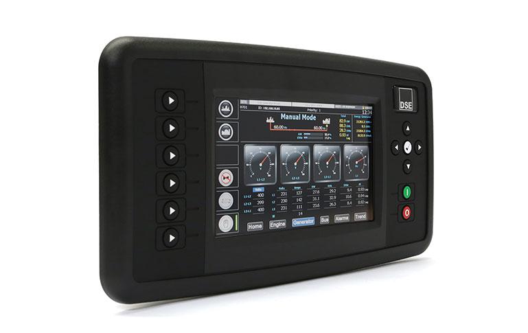 DSE8003 & DSE8721 Upgrade Information image
