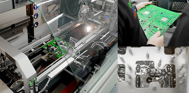 DSE Adds New Selective DIP Soldering Machine to UK Manufacturing Facility image